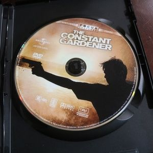 Other - The Constant Gardener DVD Blank Case